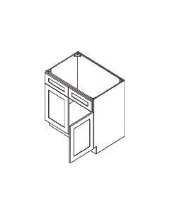 Sink Base Cabinets-Shaker White