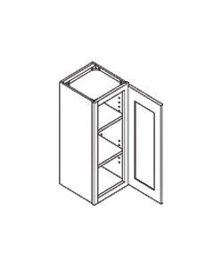 30 inch HEIGHT WALL CABINETS-1 Door-Shaker Espresso