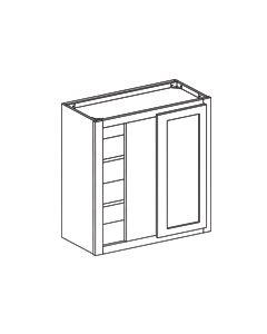 Wall Blind Corner Cabinet-Shaker Grey